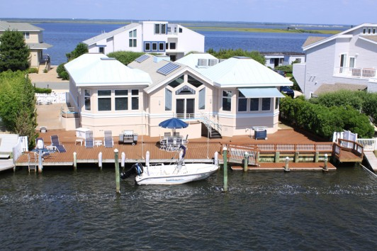 Lagoonfront - Harvey Cedars