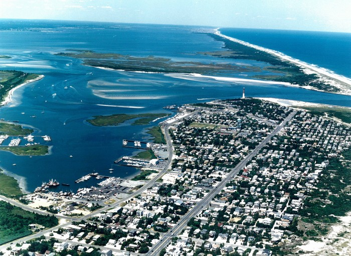 Barnegat Light Aerial