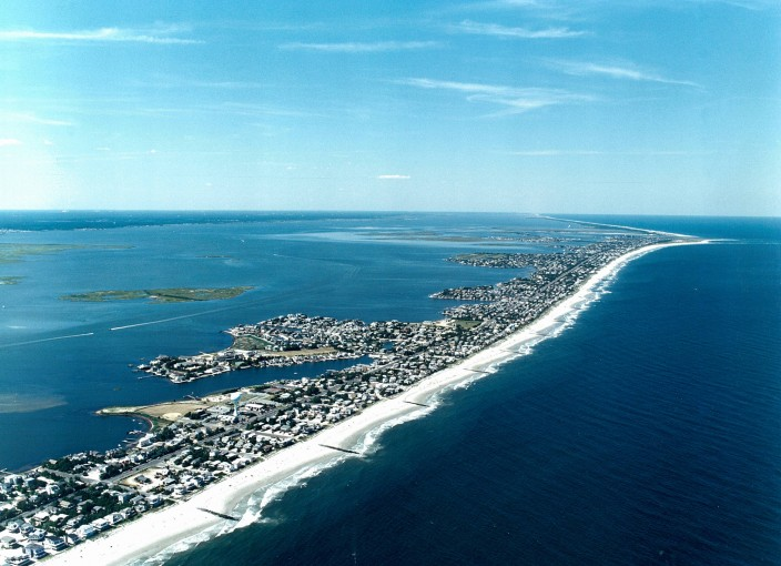 Harvey Cedars Aerial