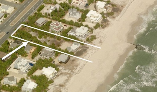 Oceanfront Tract for Sale in North Beach