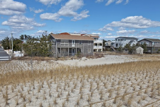Oceanfront in Harvey Cedars