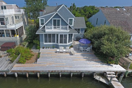 8106 Bay Terrace Bayfront in Harvey Cedars